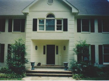 exterior painting raleigh