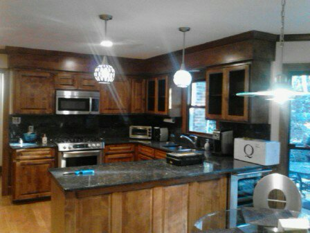 best paint finish for kitchen cabinets