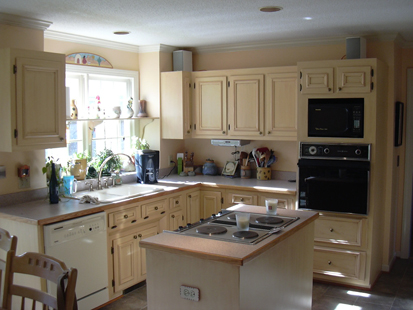 Kitchen Cabinet Painting Professional Painting Contractor Raleigh Magnificent Kitchen Cabinet Painting Contractors